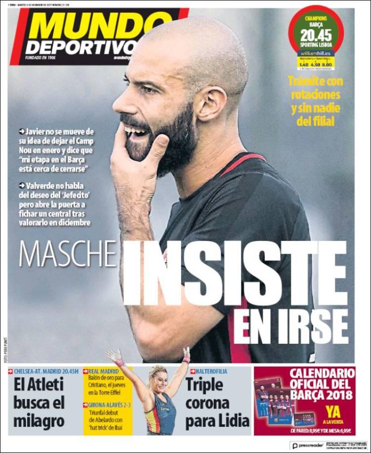 ثورة بيريز وقرار ماسكيرانو الأبرز بالصحافة الإسبانية Mundodeportivo_atletico.750
