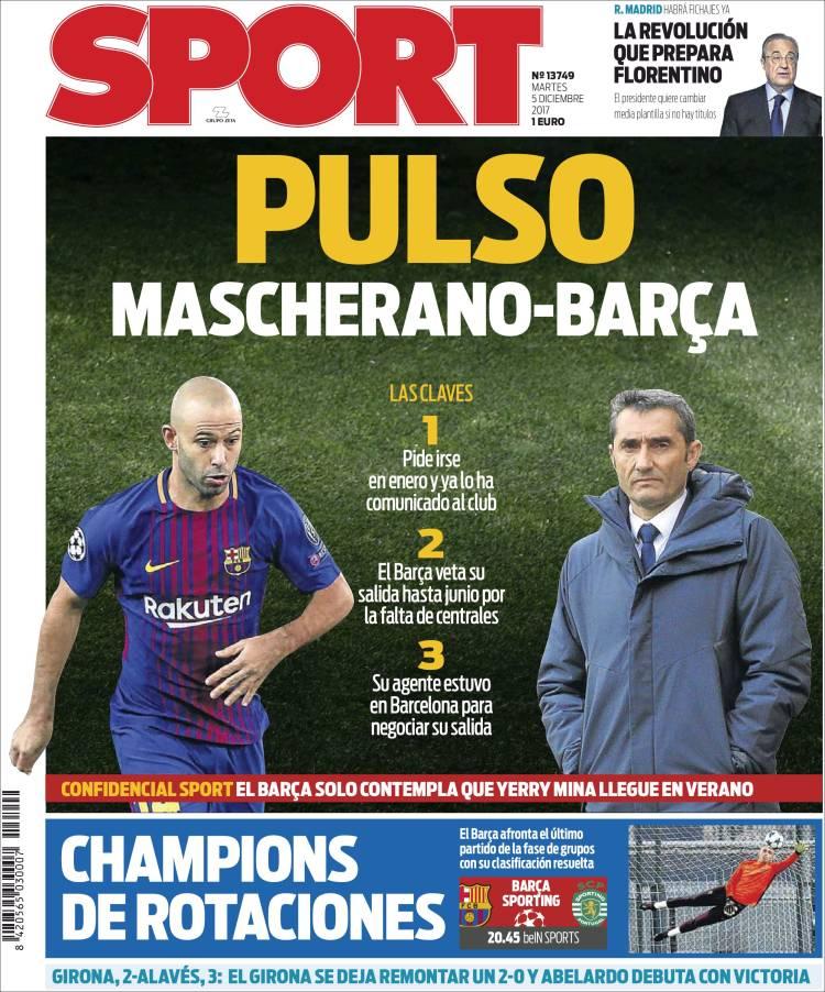 ثورة بيريز وقرار ماسكيرانو الأبرز بالصحافة الإسبانية Sport.750%20(1)
