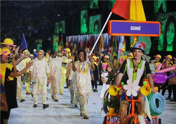غينيا تؤكد انسحابها أولمبياد طوكيو