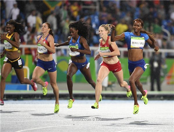 دراسة تؤكد أفضلية بعض السيدات في ألعاب القوى بسبب الهرمونات