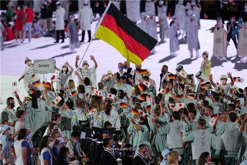 انتقادات واسعة البعثة الأولمبية الألمانية