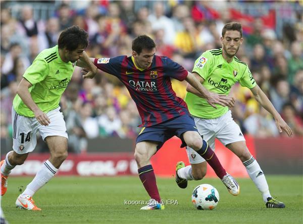برشلونة يسعى لتقليص الفارق.. وريال مدريد يبحث عن الرقم القياسي