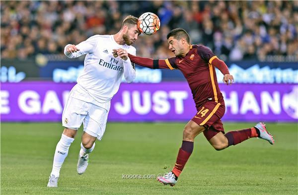 ريال مدريد يستعيد ذكريات يوفنتوس المؤلمة قبل مواجهة روما<br />