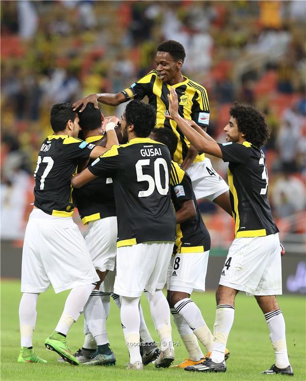 الدوري السعودي: الاتحاد يحول تاخر بهدف لفوز علي الفيصلي