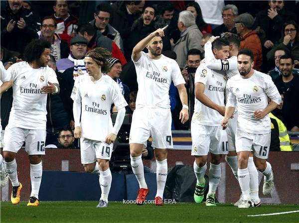 ريال مدريد يُكتسح إسبانيول بسداسية ويكرر نتيجة الذهاب