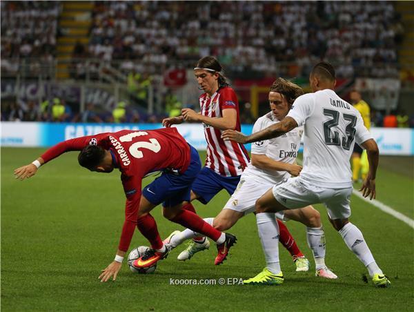 ريال مدريد يتوج بلقب دوري الأبطال للمرة الحادية عشرة ?i=epa%2fsoccer%2f20