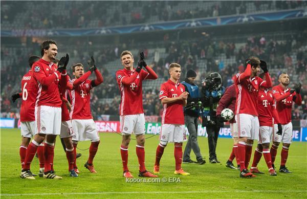 التاريخ يبتسم لبايرن ميونيخ قبل قرعة أبطال أوروبا