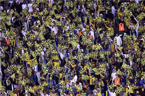 الدوري السعودي يقترب من المليون مشجع بالمدرجات