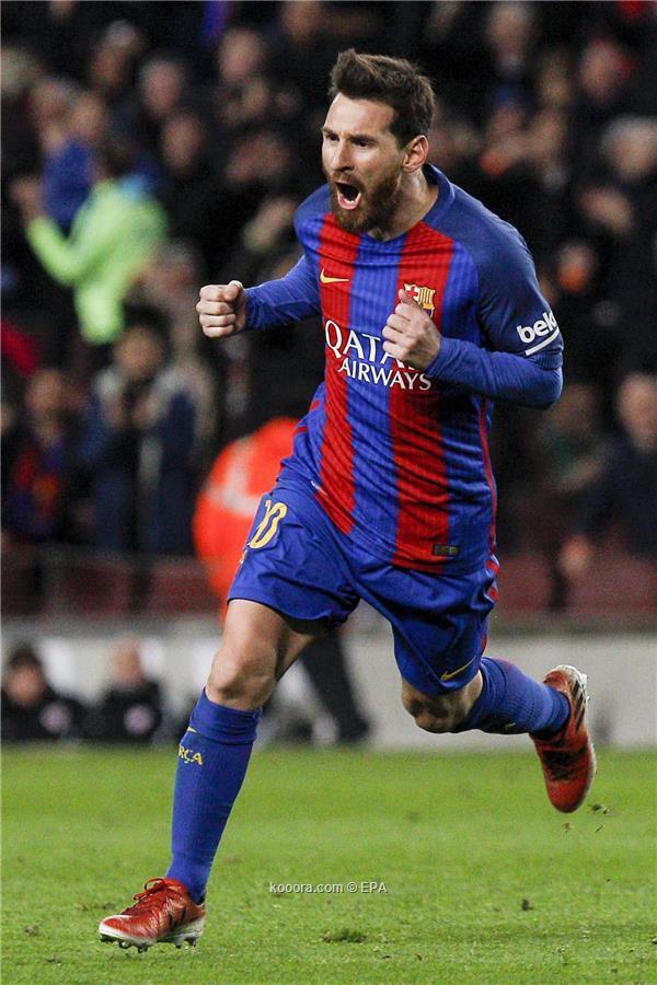 كيف لعب ميسي دور المنقذ لبرشلونة في 8 مباريات؟
