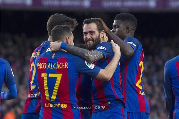 صحيفة كتالونية ترد على إمكانية انضمام نجم برشلونة لمانشستر سيتي