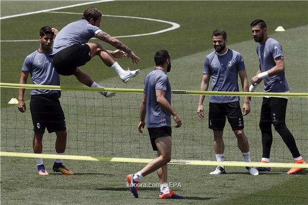 نجم ريال مدريد ينضم لمعسكره