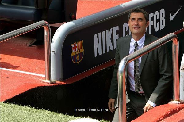 فالفيردي يوجه صدمة لمدافع برشلونة