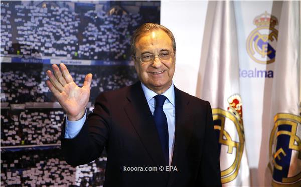 بيريز يضع خطة سرية للتخلص من نجم ريال مدريد