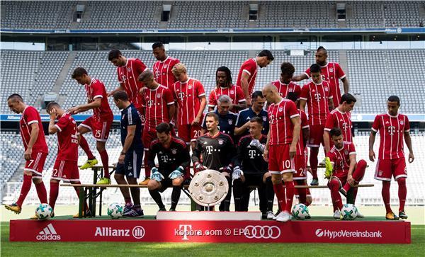 بايرن ميونيخ  يتطلع لتعزيز مسيرته القياسية في الدوري الألماني