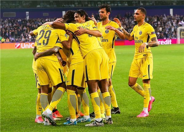 باريس سان جيرمان يحقق خمس أرباح الكرة الفرنسية