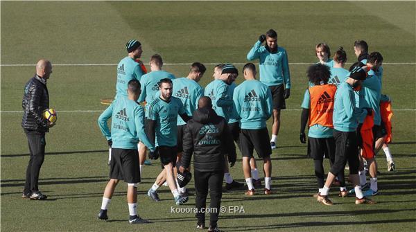 ريال مدريد يحصل على توقيع أول أهدافه في الميركاتو الشتوي
