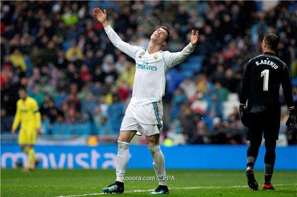 بالصور: فياريال يذبح ريال مدريد بفوز قاتل