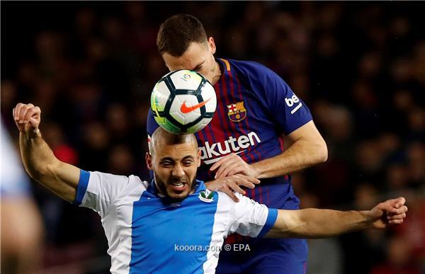 هاتريك ميسي يقود برشلونة للفوز