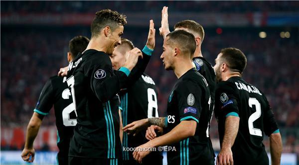 ريال مدريد يحول الجحيم الألماني إلى جنة