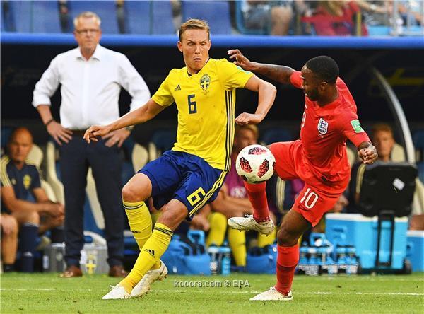 إنجلترا (أهداف+ملخص+المباراة إنجلترا تقهر السويد