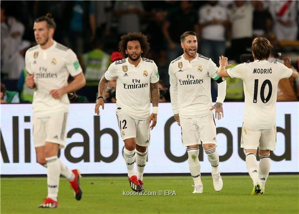 ريال مدريد يواصل كتابة التاريخ
