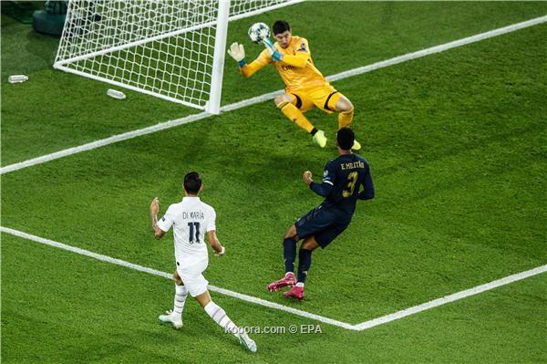 , باريس ينصب سيركاً أمام ريال مدريد