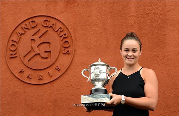 بارتي تواصل صدارتها لتصنيف لاعبات التنس ?i=epa%2ftennis%2f2020-03%2f2020-03-17-08301525_epa