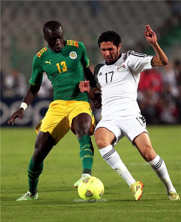 المنتخب المصري يسقط أمام السنغال ويغيب عمليا افريقيا