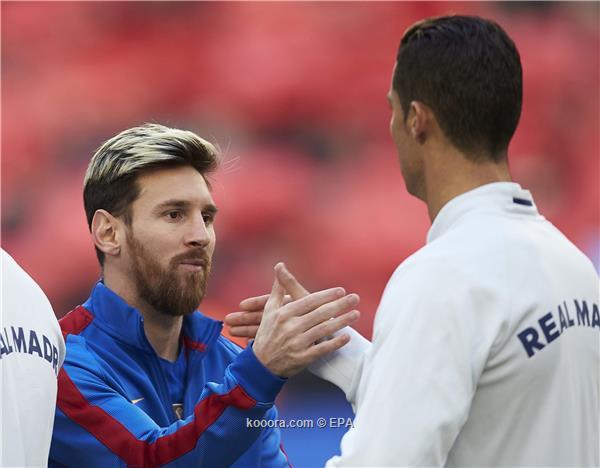 ميسي: كريستيانو رونالدو صديقي.. والكرة