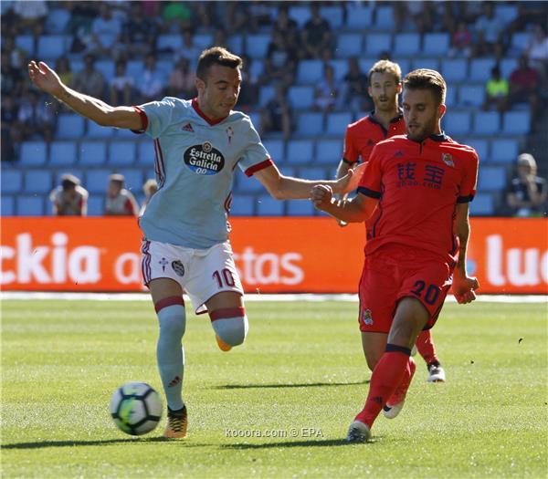 بالصور: ريال سوسيداد يخطف فوزا بالصور: ريال سوسيداد يخطف فوزا
