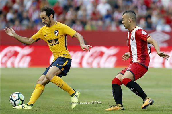 بالصور: أتلتيكو مدريد ينتزع لاعبين بالصور: أتلتيكو مدريد ينتزع لاعبين