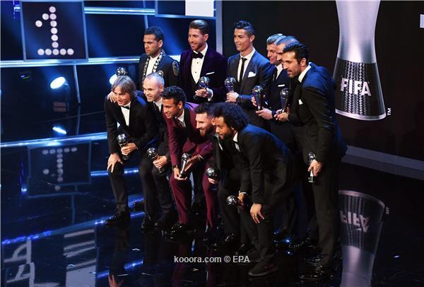 كريستيانو رونالدو أفضل لاعب العالم ?i=epa/soccer/20