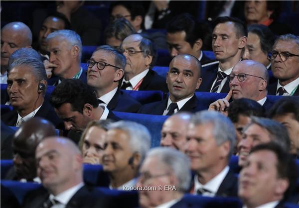 بالصور: صدام عربي بمونديال روسيا..