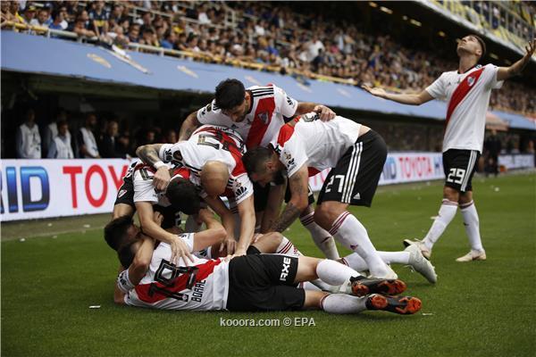 Gaillardo es una de las cinco razones principales por las que River Plate gana la Copa Libertadores
