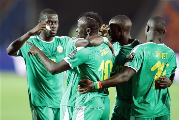 ماني يقود السنغال لإنهاء مغامرة