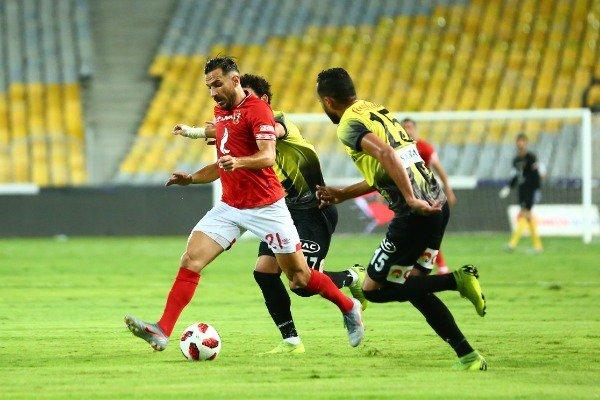جانب من المباراة - تصوير: أحمد عواد