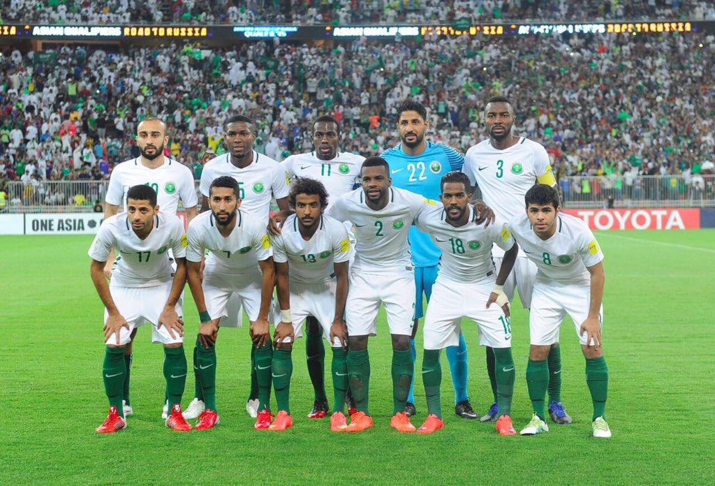 نتيجة بحث الصور عن المنتخب السعودي