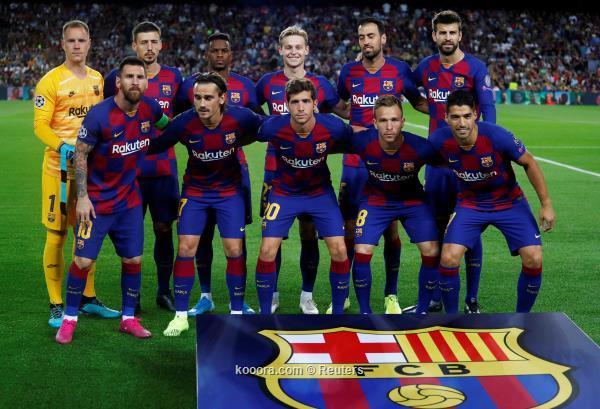 أخبار نادي برشلونة برشلونة