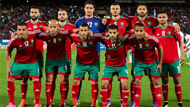 نتيجة بحث الصور عن منتخب المغرب 2016