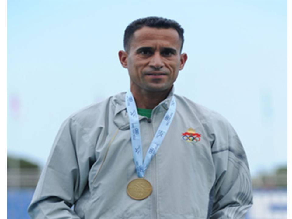 إيقاف المغربي بداي ألعاب المتوسط
