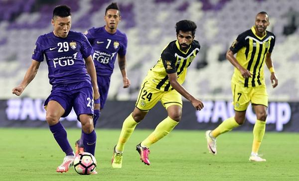 تقديم مباراة اتحاد كلباء والعين في الدوري الإماراتي