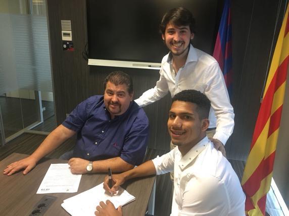 CHÍNH THỨC: Barca sở hữu đội trưởng của U20 Uruguay