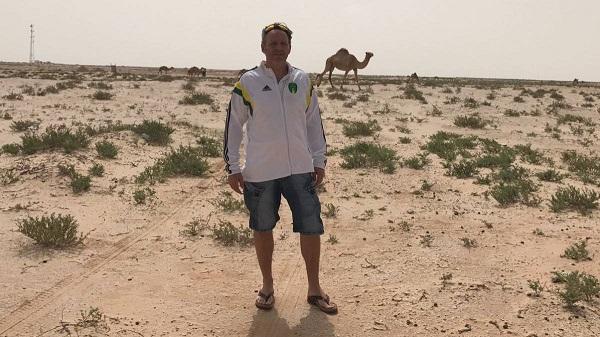 فويرتس: الكرة الموريتانية تحسنت كثيرا في الأعوام الأخيرة