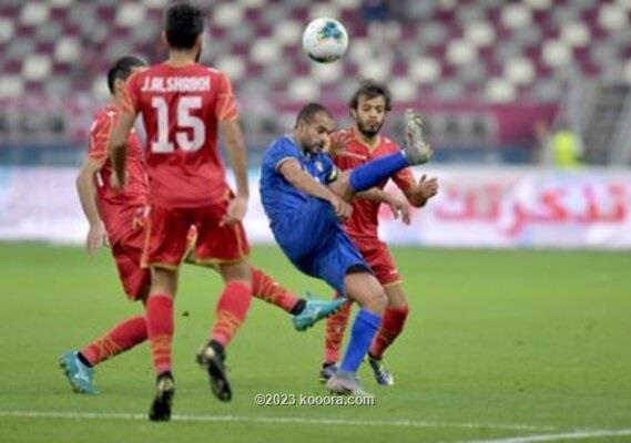 البحرين تقصي الكويت وتتأهل لنصف