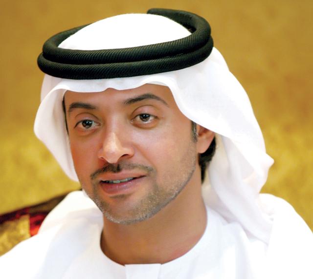 هزاع بن زايد يرعى كأس السوبر الإماراتي