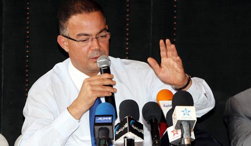 رئيس الاتحاد المغربي يدعو لاجتماع رؤساء الأندية