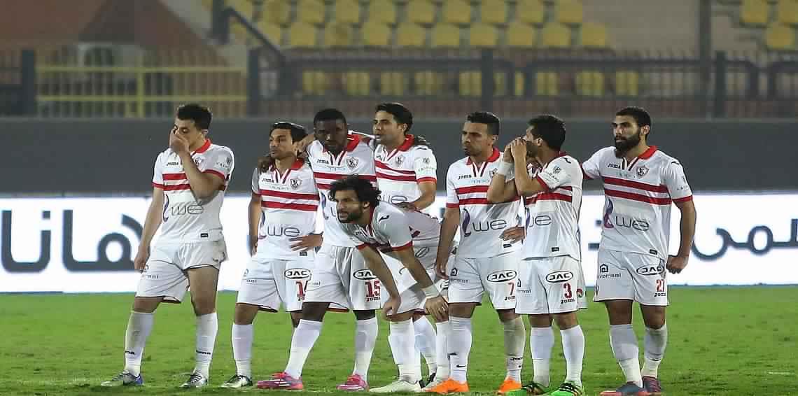 الزمالك يتطلع لمصالحة جماهيره أمام مصر المقاصة