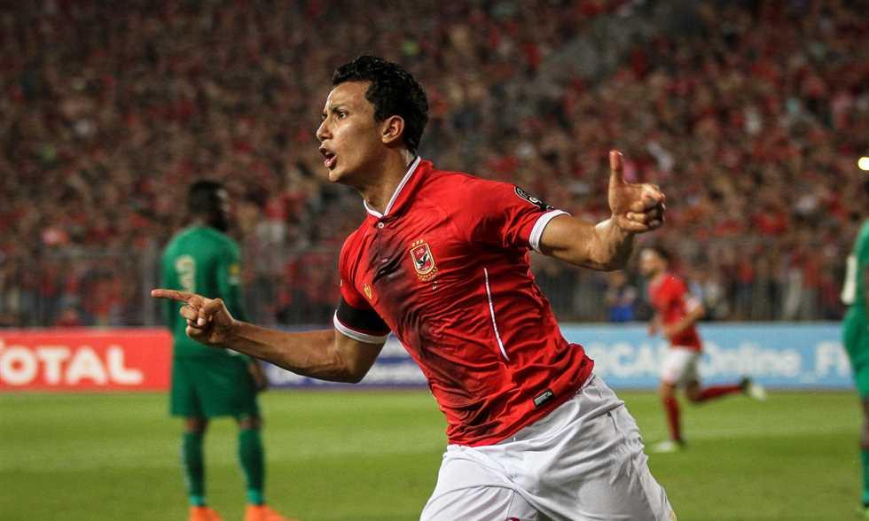 العرب يتصدرون التشكيلة المثالية لختام دور المجموعات بأبطال أفريقيا