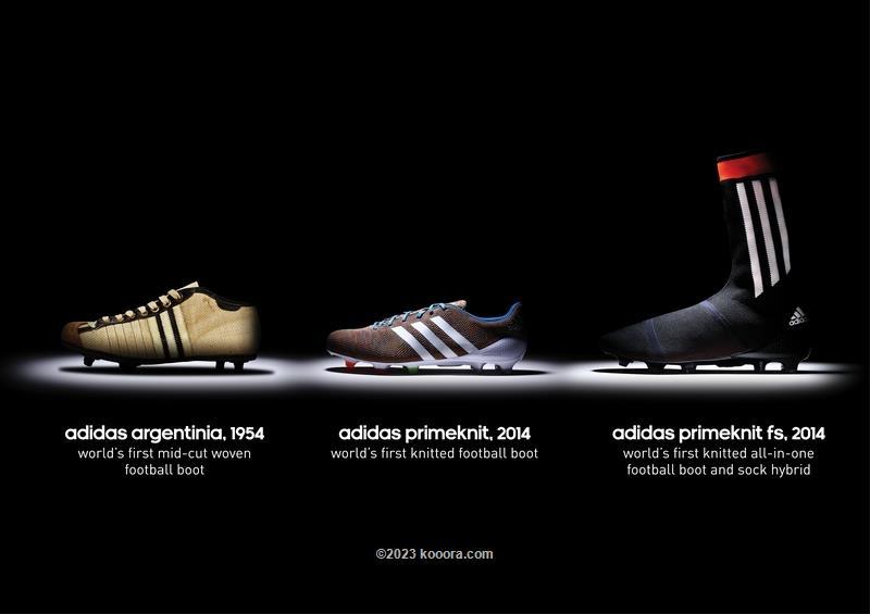 """f987329f9 يبدو أن ثورة أحذية كرة القدم ستظل مستمرة ، وبعد وقت قصير من إطلاق أديداس  """"Samba Primeknit""""، أول حذاء كرة قدم منسوج من الخيوط، منحت أديداس محبيها  فرصة مشاهدة ..."""