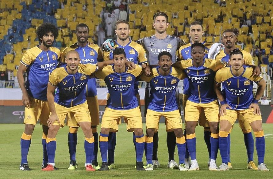 Image result for النصر السعودي  2019